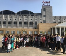 AMUL Plant, Anand